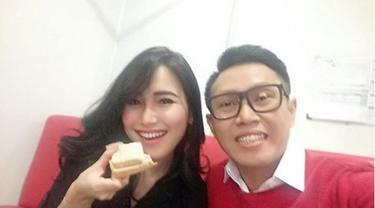 Ayu Ting Ting (Foto: Instagram/@ekopatriosuper)