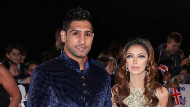 Amir Khan Tuding Sang Istri Berselingkuh Dengan Anthony Joshua