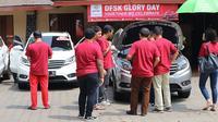 PT Sokonindo Automobile (DFSK) menggelar DFSK Glory Day yang ditujukan untuk konsumen setianya.(ist)
