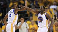 Golden State Warriors sukses mengalahkan Utah Jazz (NBA)