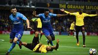 Watford Vs Arsenal (AFP/Glyn Kirk)