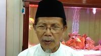 Ketua MUI Batam KH Usman Ahmad (Foto: Batamnews/Johannes)