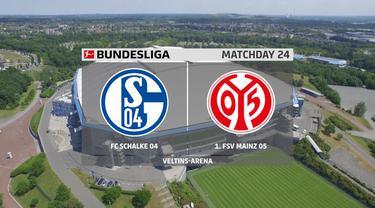Berita Video Schalke Bermain Imbang Melawan Mainz 05 di Bundesliga Pekan 24 (6/3/2021)
