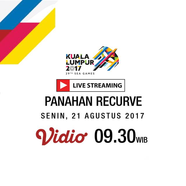 Saksikan Live Streaming Panahan Team Recurve Sea Games Bola Liputan6 Com