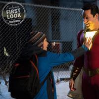 Superhero DC, Shazam. (Warner Bros/EW)