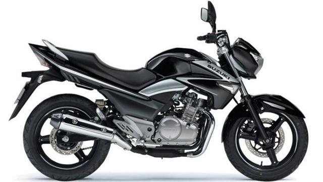 Kawasaki Z250, Yamaha MT-25 & Suzuki Inazuma, Nih Naked