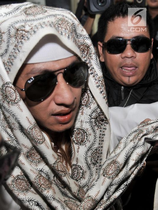 FOTO: Gaya Habib Bahar bin Smith Saat Penuhi Panggilan ...
