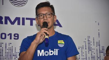 Foto Direktur PT Persib Bandung Bermartabat