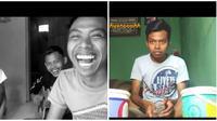 Riyanto Husno Si Manusia Tamvan Bersertifikat (Sumber: Instagram/@riyanto_husnooohh)