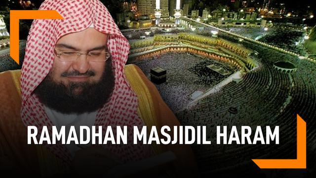 Masjidil Haram Akan Siapkan Ini Selama Ramadhan