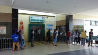 RSMH Palembang mengisolasi 7 orang PDP, yang mana 2 orang diantaranya meninggal dunia pada Senin (23/3/2020) pagi (Liputan6.com / Nefri Inge)
