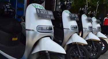 Sepeda motor listrik Viar Q1