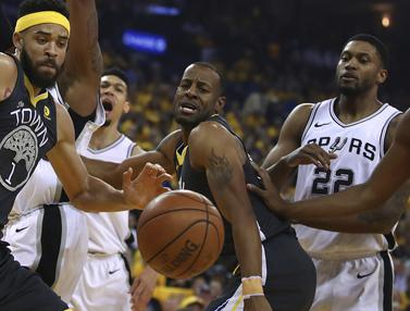 Golden State Warriors, San Antonio Spurs, NBA
