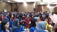 Pajak Bertutur 2018 di Jakarta Barat. Dok: Tommy Kurnia/Liputan6.com