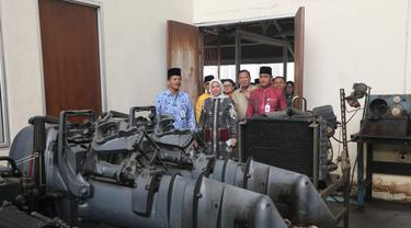 Menaker Sambut Positif Penyerahan BLK Riau kepada Kemnaker