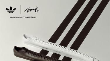 Wujud Sepatu Terpanjang bak Hidung Pinokio Hasil Kolaborasi Adidas dan Rapper Tommy Cash
