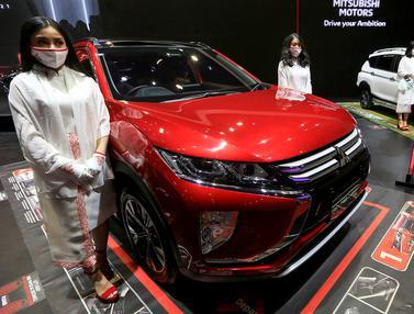 Mitsubishi Pamerkan Mobil Unggulan Pada Ajang IIMS Hybrid 2021