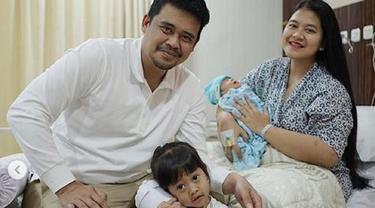 Kahiyang Ayu dan Bobby Nasution