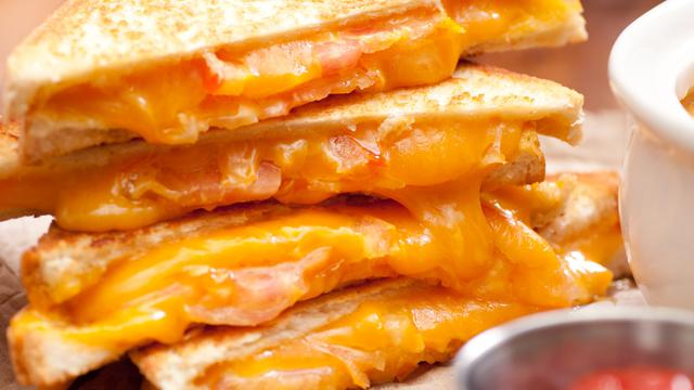 Resep Sandwich Keju Leleh