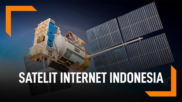 Mengenal Satria, Satelit Internet Milik Indonesia
