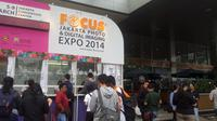 Seperti di tahun sebelumnya, gebyar FOCUS Expo 2014 juga dijadikan tempat untuk unjuk kemampuan dan berbagi ilmu fotografi.
