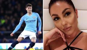 Manchester City, John Stones menjalin hubungan dengan ibu satu anak, Olivia Naylor. (Foto: Istimewa)