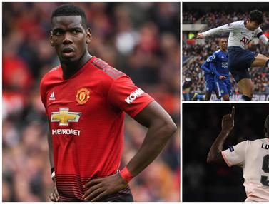 FOTO: 7 Pemain Termahal Manchester United Sepanjang Masa