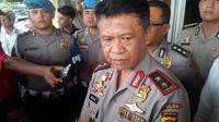 Kapolda Jawa Barat Irjen Pol Anton Charliyan di Mapolda Jawa Barat, Senin (12/1/2017). (Aditya Prakasa/Liputan6.com)