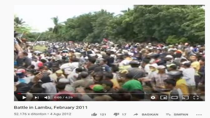 Gambar Tangkapan Layar Video dari Channel YouTube Philip Jacobson