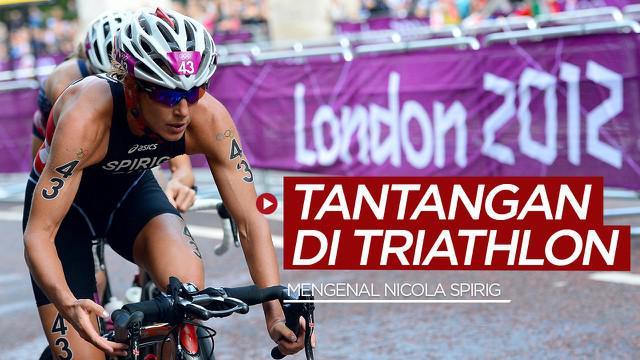 Berita video mengenal atlet yang bernama Nicola Spirig, yang pernah menjadi sorotan di Olimpiade 20212 dan kini punya misi menyelesaikan triathlon Ironman di bawah 8 jam.