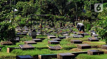 Pemprov DKI Jakarta Larang Ziarah Kubur saat Lebaran