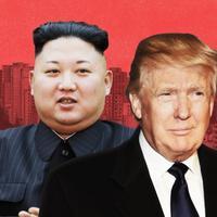 Kim Jong Un dan Donald Trump (Getty Images)