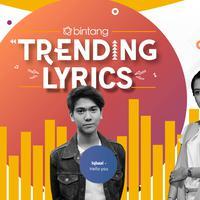 Dari lagu Iqbaal yang baper sampe aksi keren J-Hope, berikut Bintang Trending Lyrics pekan ini.