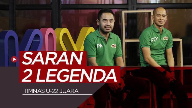 Berita video Kurniawan Dwi Yulianto dan Ponaryo Astaman memberikan saran untuk Timnas U-22 setelah juara di Piala AFF 2019.