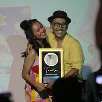 Nugie - Tanita Cahya Pramesti. (Budi Santoso/Kapanlagi.com)