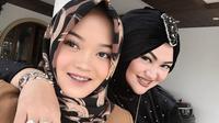 Putri Delina dan Ibunda (Sumber: Instagram/putridelinaa)