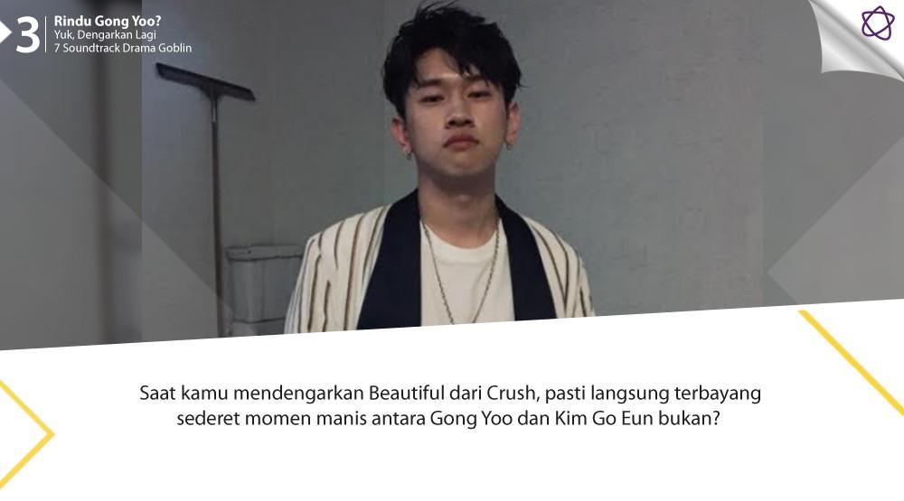 Rindu Gong Yoo? Yuk, Dengarkan Lagi 7 Soundtrack Drama Goblin. (Foto: Instagram/crush9244, Desain: Nurman Abdul Hakim/Bintang.com)