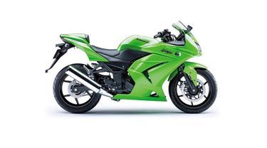 Ninja 250 R (EX 250 J) 2008