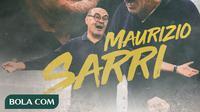 Juventus - Maurizio Sarri (Bola.com/Adreanus Titus)
