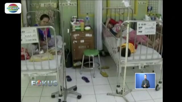 Pasien DBD di RSUD Dokter Soetomo, Surabaya, Jawa Timur, mencapai 32 orang.