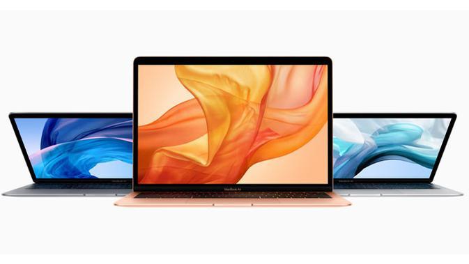 Rangkaian MacBook Air. (Doc: Apple)