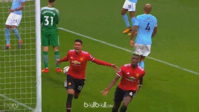 Manchester United berhasil comeback atas Manchester City di derbi Manchester akhir pekan lalu. Setan Merah menang 3-2. This video is presented by Ballball.