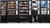 Kini mesin penjual otomatis tak hanya menyediakan minuman kaleng.