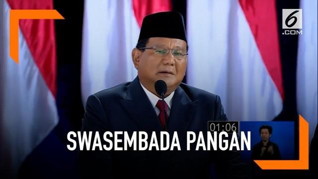 Prabowo menilai pembangunan digital memang bagus, tapi rakyat kecil butuh hal yang lebih mendasar bagi mereka.