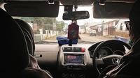Ilustrasi Kendaraan Online. Foto: (Ade Nasihudin/Liputan6.com).