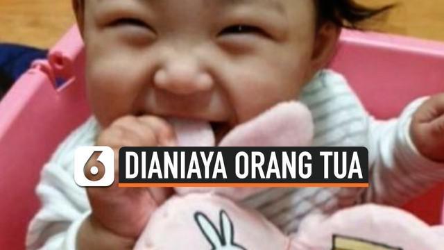 Seorang balita usia 16 bulan asal Korea Selatan bernama Jung In diketahui meninggal setelah dianiaya oleh orang tua angkatnya sejak ia diadopsi.