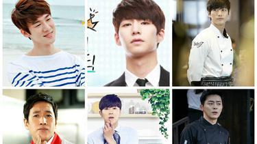 [Bintang] 6 Chef K-Drama yang Bikin Kaum Hawa Jadi Meleleh
