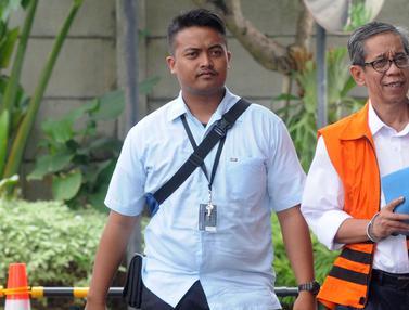Lengkapi Berkas, KPK Kembali Periksa Kepala KPP Pratama Ambon