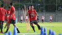 Pemain anyar Bali United, Muhammad Rahmat, berjanji akan memberikan penampilan terbaik. (dok. Bali United)