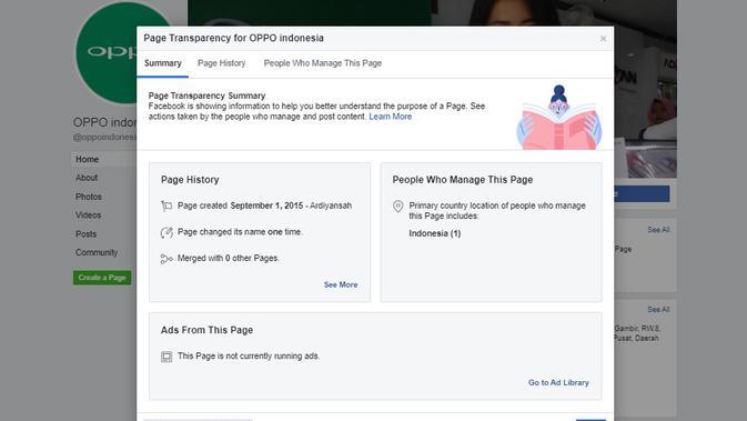 [Cek Fakta] Viral Giveaway Oppo A5s untuk 25 Pemenang, Ini Faktanya (Facebook)